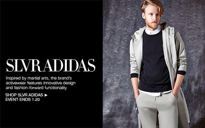 Shop SLVR Adidas - Mens & Sneakers