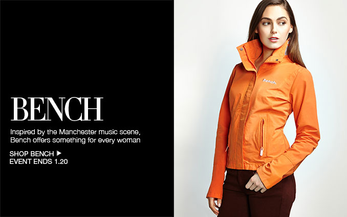 Shop Bench - Ladies