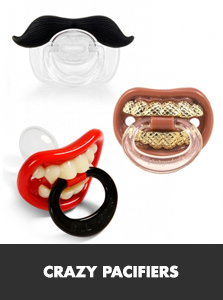 CRAZY PACIFIERS