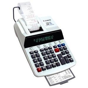 Adorama - Canon MP27D 2-Color 12-Digit Desktop Printing Calculator