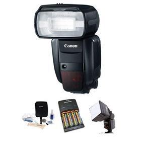 Adorama - Canon Speedlite 600EX-RT Shoe Mount Flash Kit