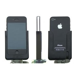 Adorama - G Design iPhone Tripod Holder for the iPhone 3G/3GS and 4/4s
