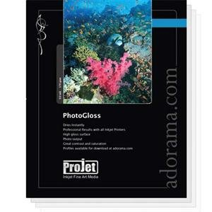 Adorama - Projet Photo Gloss Resin Coated Inkjet Paper