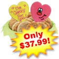 Wacky Hearts Basket