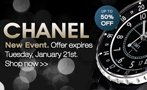 Chanel Watch Sale