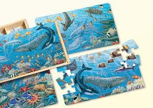 Perfect Fit: Puzzles for All Ages