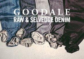 Shop Goodale Raw & Selvedge Denim