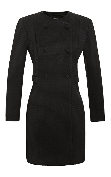 Saville Dress Coat