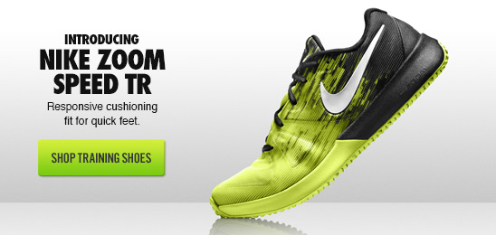 INTRODUCING NIKE ZOOM SPEED TR | SHOP TRAINING SHOES