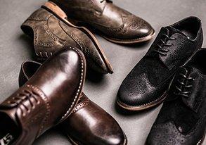 Shop Looking Sharp: Footwear Edition