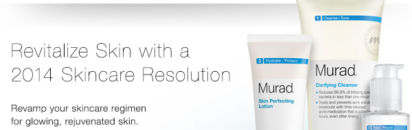 2014 Skincare Resolution