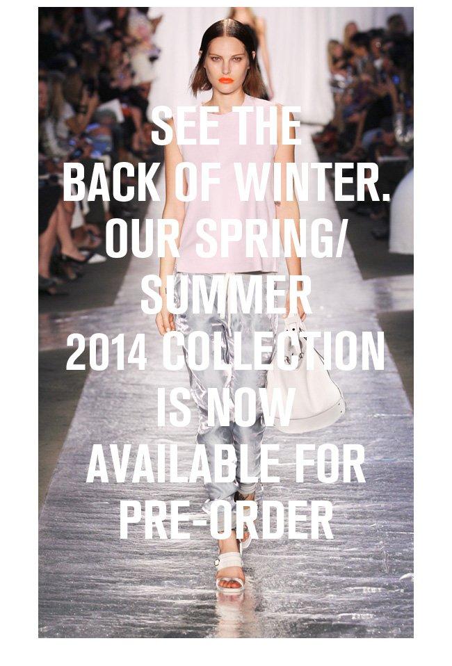 Spring / Summer Pre-Order