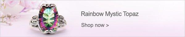 Rainbow Mystic Topaz