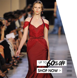 ZAC POSEN UP TO 60% OFF. SHOP NOW