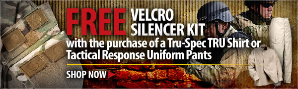Free Gift with Select Tru-Spec Shirts and Pants