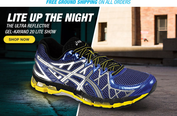 Shop the GEL-Kayano 20 Lite-Show - Hero
