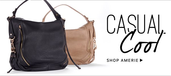 Casual Cool: Shop Amerie