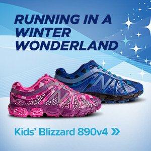 Shop Kids' Blizzard 890v4