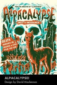 Alpacalypse by David Maclennan