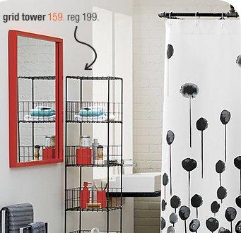 grid tower 159. reg 199.