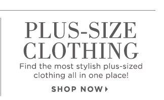 Shop Plus-Size Clothing