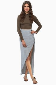 Hannah Shirred Skirt 30