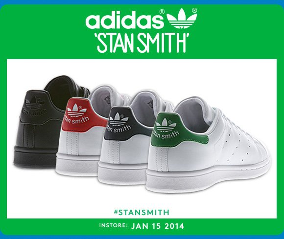Shop Stan Smith Shoes »