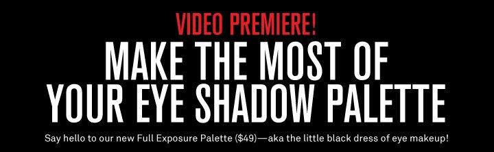 Video Premiere!