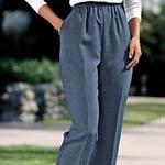 Melange Pants, #43459