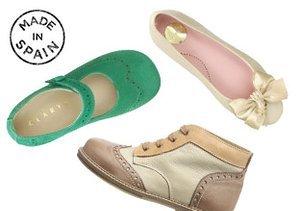 Made in Spain: Designer Kids' Shoes