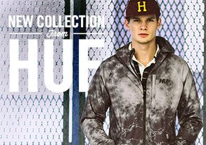 Shop NEW DROP: Fresh HUF Gear