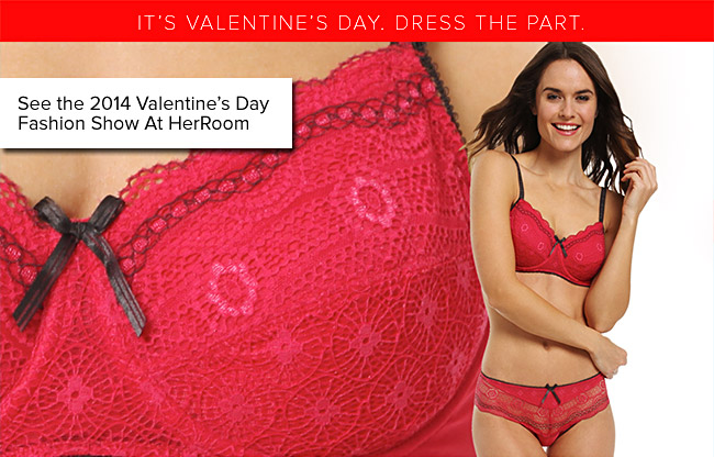 Dress The Valentine's Day Part