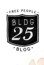 BLDG 25 BLOG