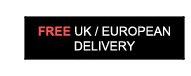 Free UK / European Delivery