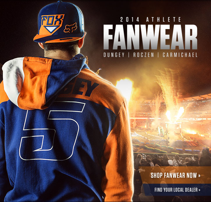 2014 Athlete Fanwear - Ryan Dungey