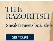THE RAZORFISH