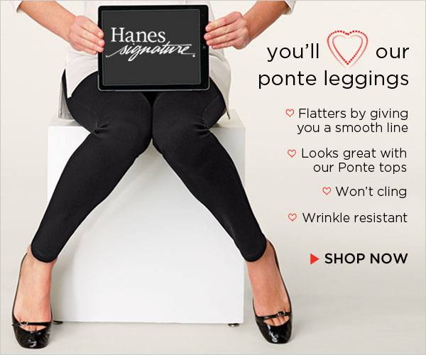 Shop our Ponte Chic Collection