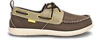 walu canvas deck shoe