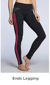 Ende Legging Raspberry