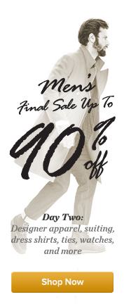 Men's Final Sale