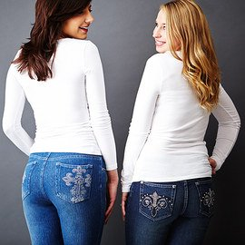 Women in Blue Jeans Day Collection