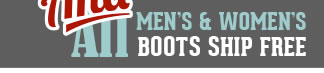 All Mens and Womens Boots Ship Free