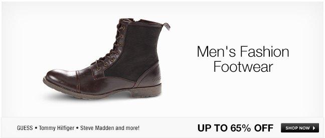 Mens Fashion Footwear