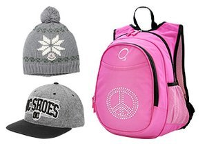 Winter Refresh: Backpacks & Hats