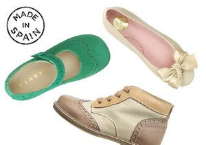 Made in Spain: Designer Kids' Shoes