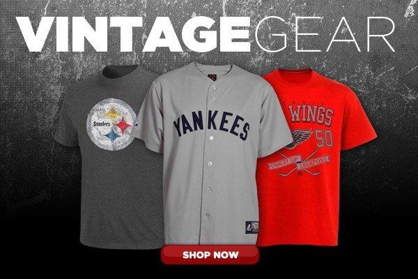 Shop Majestic Vintage Gear