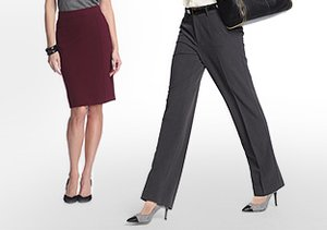 Wardrobe Essentials: Trousers & Skirts