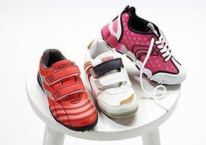 Sneaker Style: Kids' Shoes