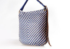 Textured Chic: Woven Handbags
