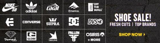 Shoes Sale: Fresh Cuts + Top Brands